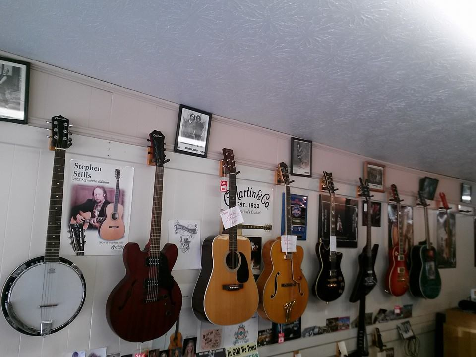 The Guitar Station